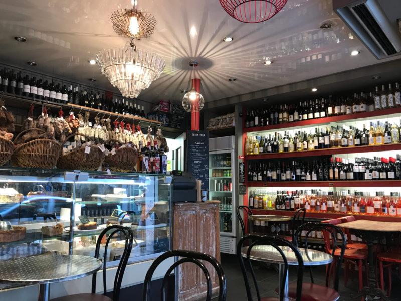 Terra Corsa Paris Restaurant