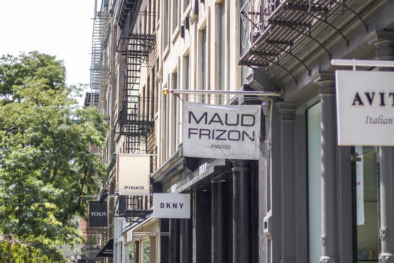 Soho Manhattan Shopping
