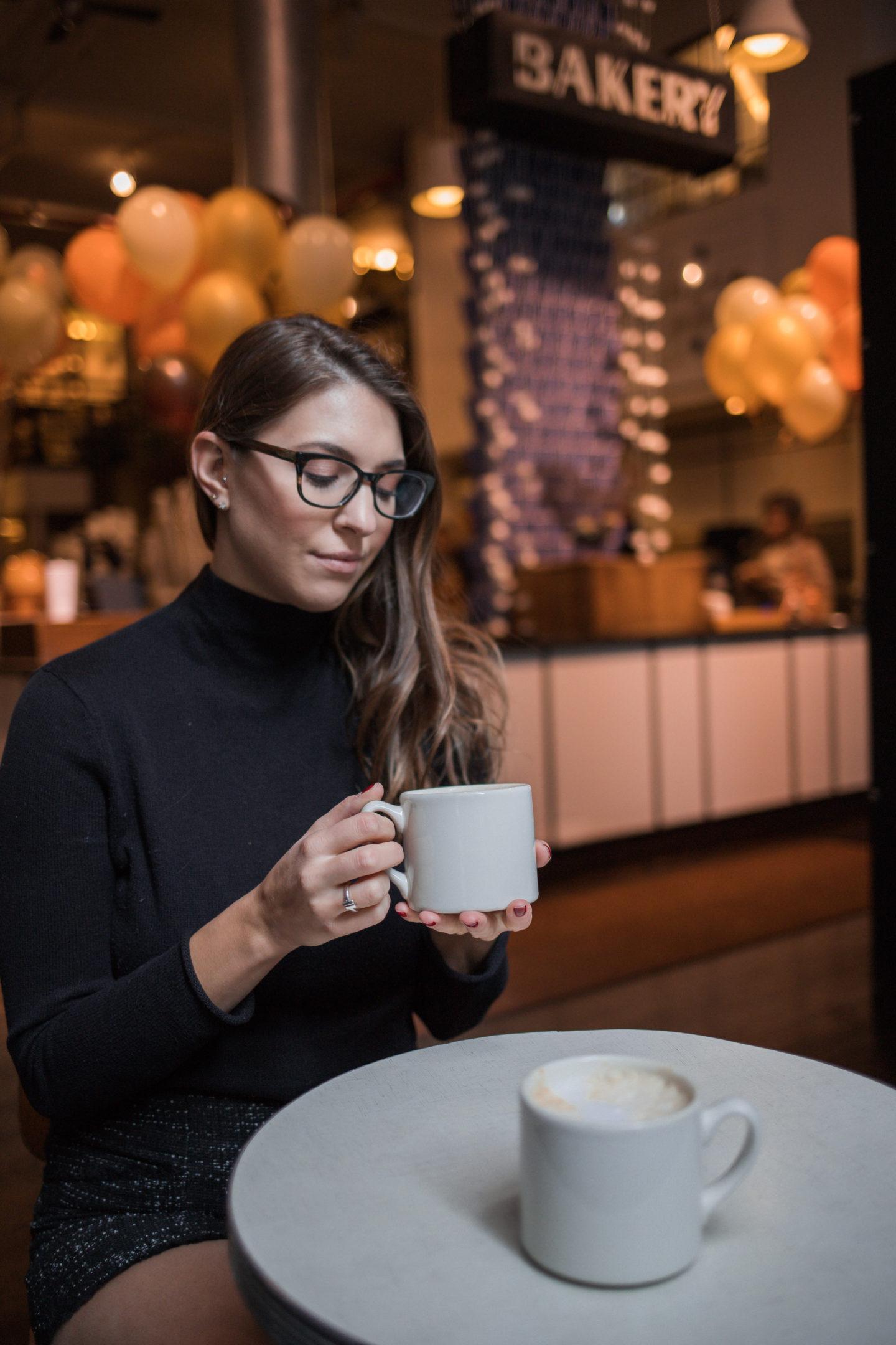 Hot Chocolate at City Bakery