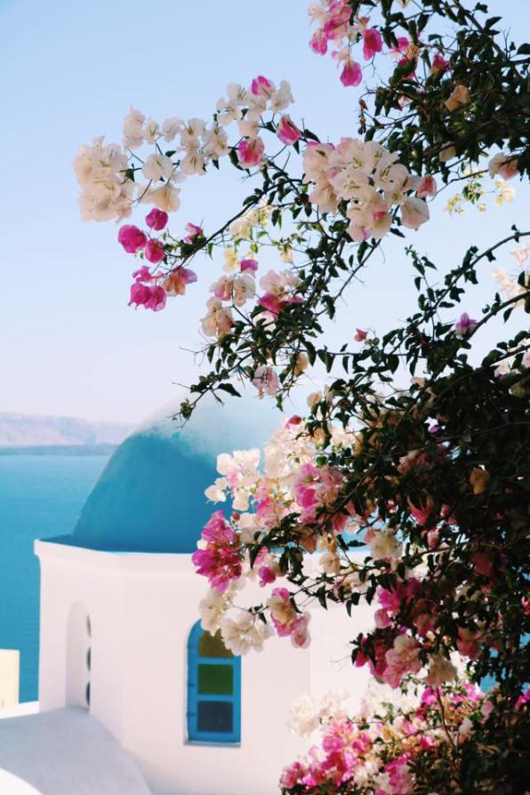 2018 Bucket List: Santorini