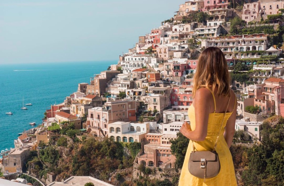 2018 Travel Bucket List: Positano