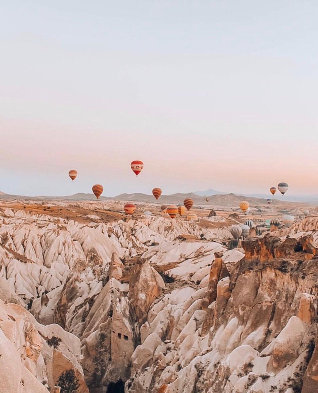 2018 Travel Bucket List: Cappadocia