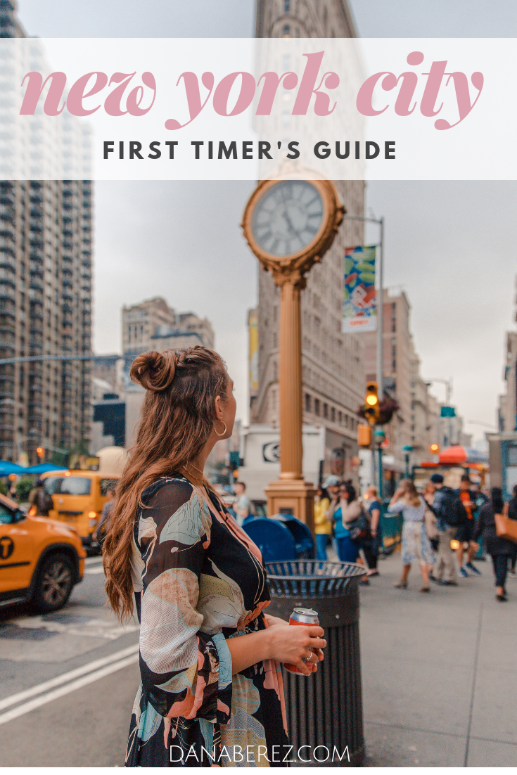 Detailed First Timers Guide to NYC   Top Tips from A Local