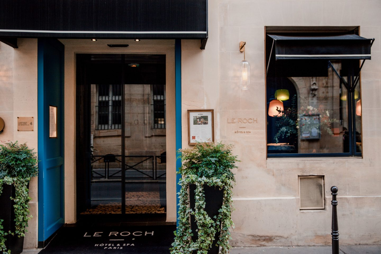 Staying At Hotel Le Roch In Paris France Chic Boutique 5 Star Hotel