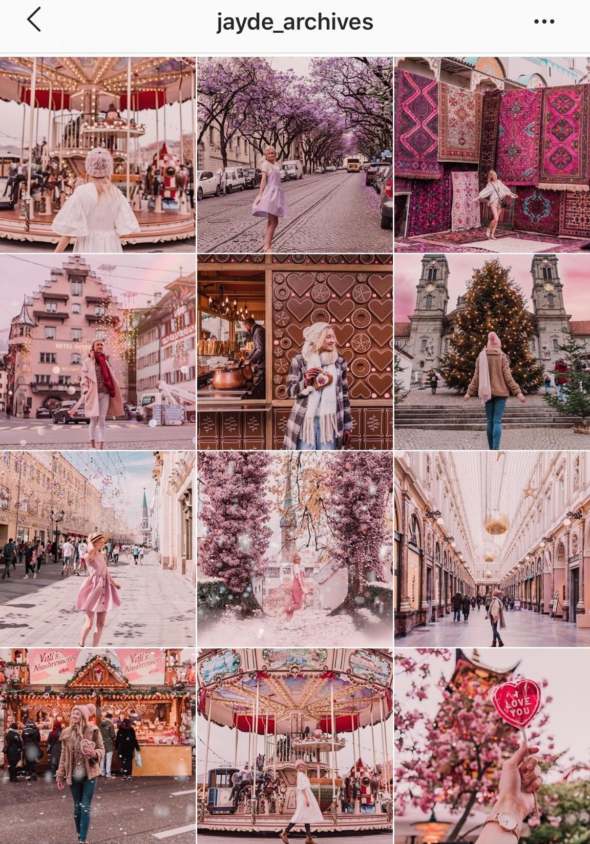 Gambar Aesthetic Instagram Dunia Gambar