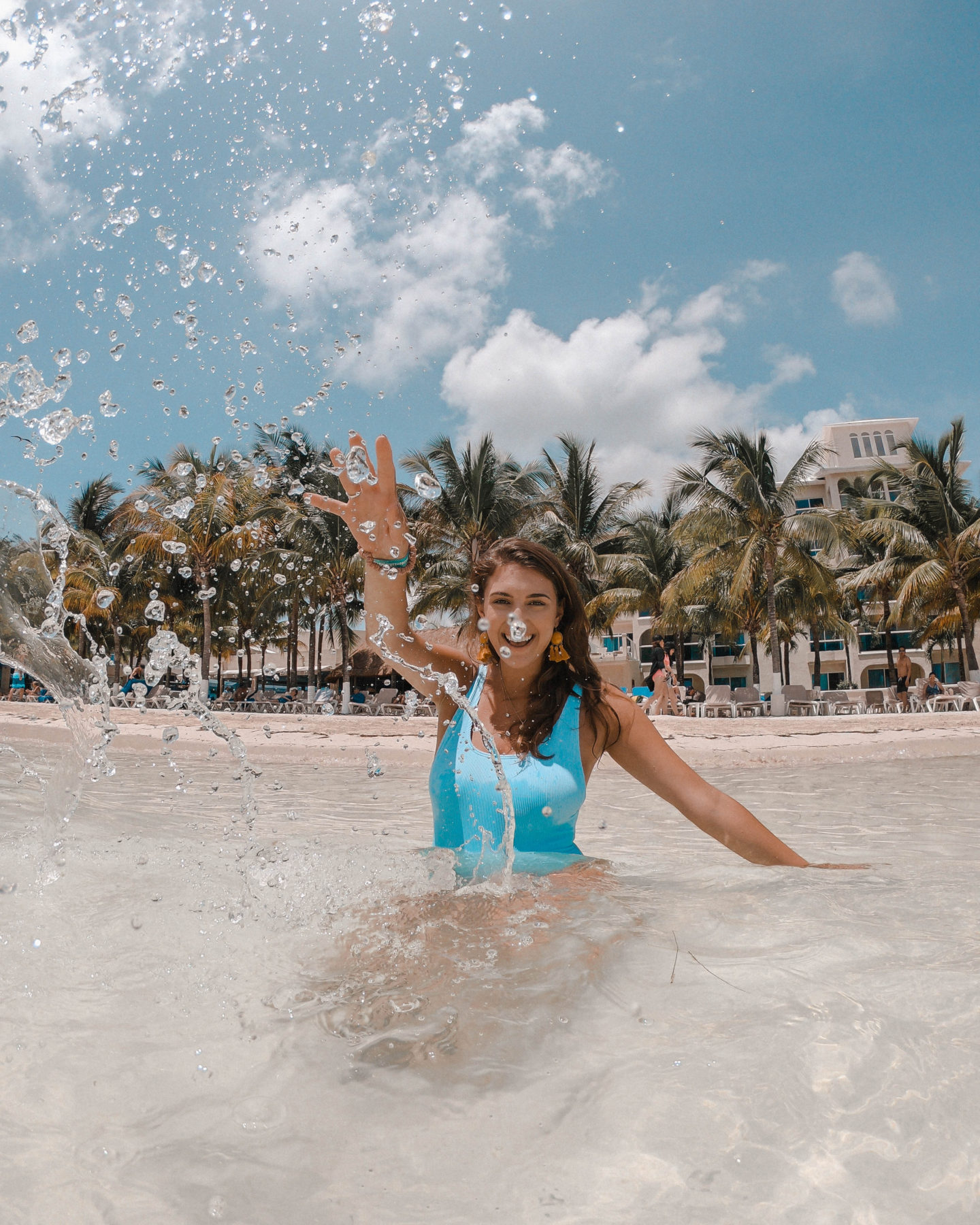 Where To Stay In Cancun: Occidental Costa Cancun Mexico
