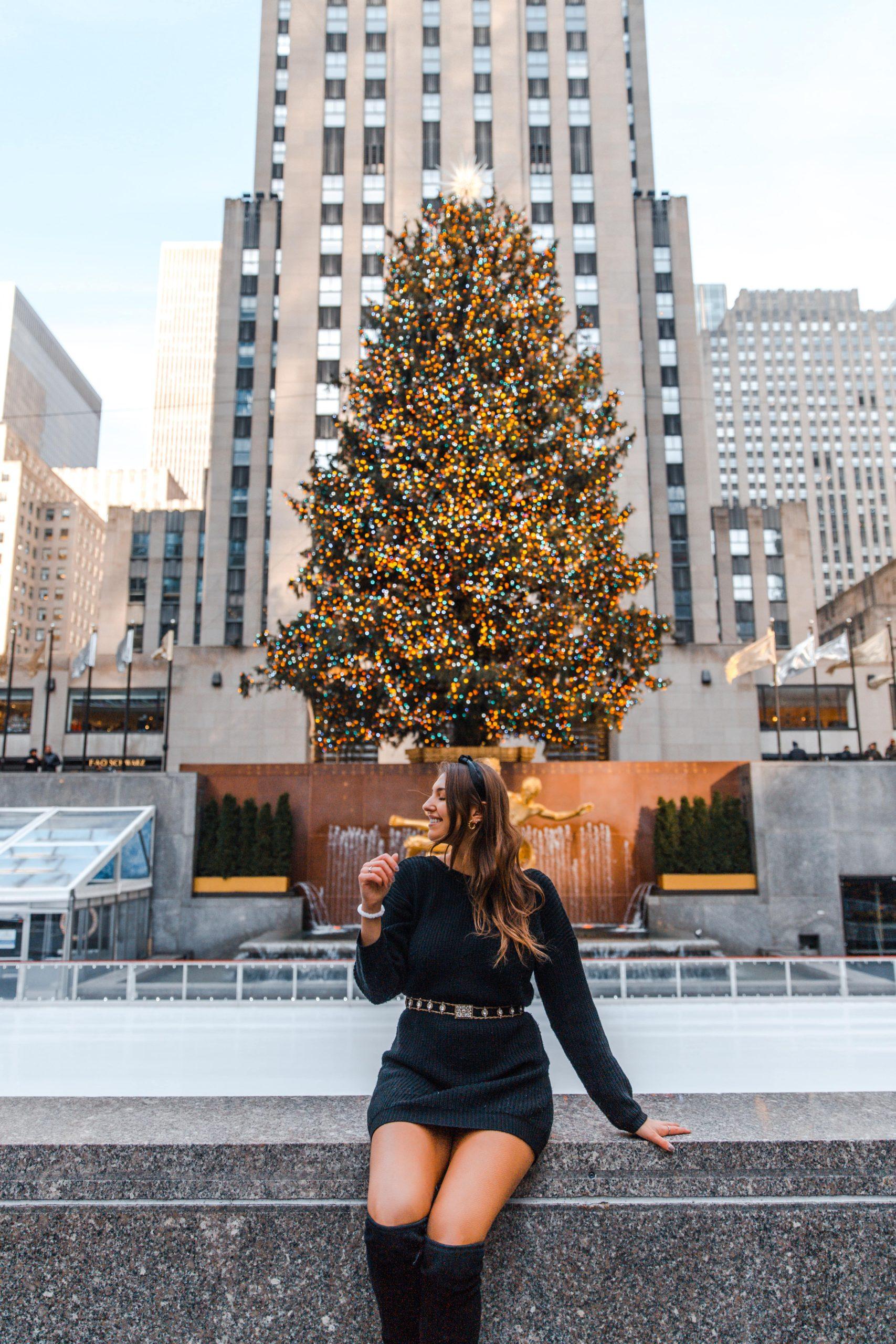 NYC Christmas Instagram Spots