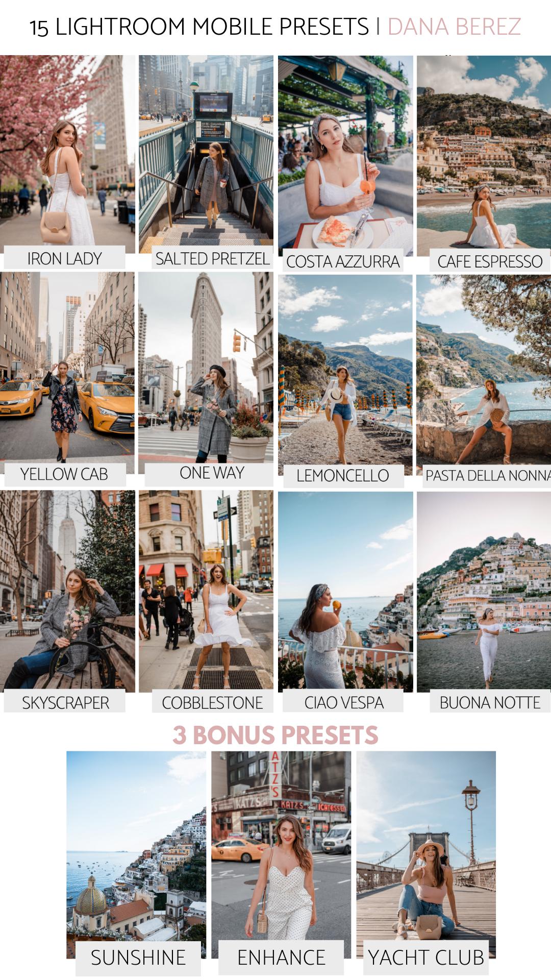 best instagram presets for lightroom free